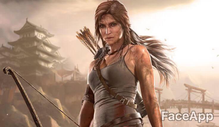 Лара Крофт – Tomb Raider