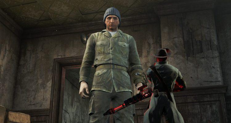 Для Fallout 4 создали мод, уменьшающий Престона Гарви