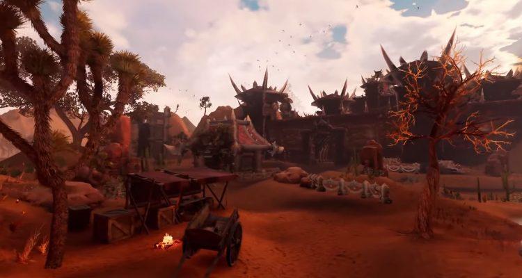 Фанат World of Warcraft показал, как могла бы выглядеть игра на движке Unreal Engine 4