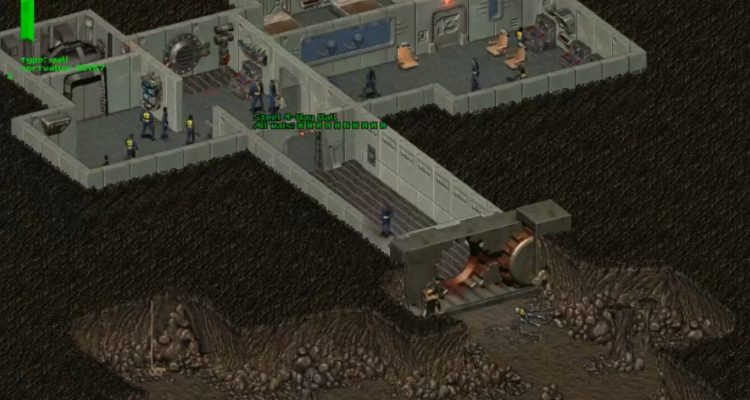Фанаты продолжают пытаться сделать ММО из Fallout 2
