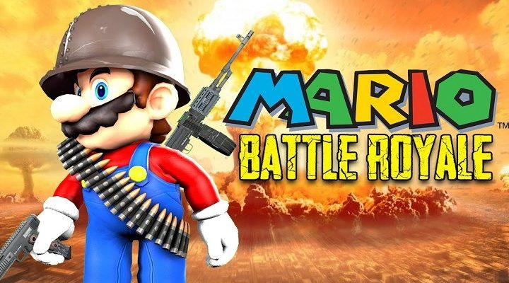 Фанаты воскресили Super Mario Bros Royale