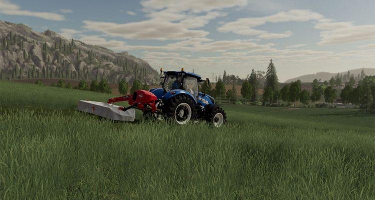 Farming Simulator 19 получит модификацию, которая разнообразит геймплей