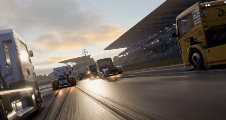 FIA European Truck Racing Championship - объявлена дата выхода