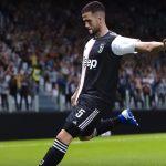 ФК Ювентус отказывается от серии FIFA в пользу серии PES
