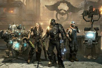 Gears 5 подробности о режиме Escalation