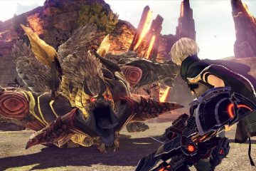God Eater 3 теперь доступна и на Nintendo Switch
