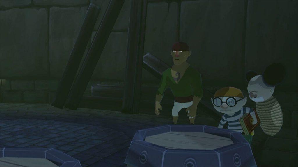 Изготовитель бомб Кэнон – The Legend of Zelda: The Wind Waker