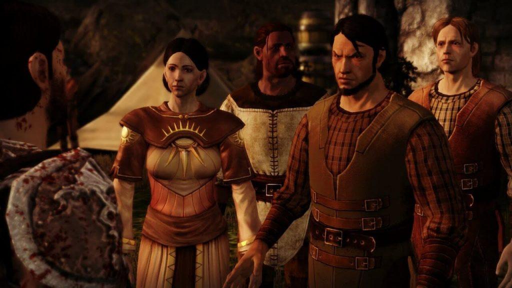 Недобросовестный торговец - Dragon Age: Origins