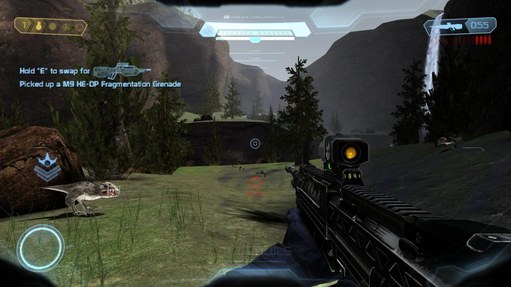 Мод Halo: Combat Evolved SPV3, с улучшенной графикой, геймплеем и новыми миссиями