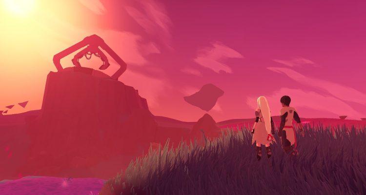 Haven - приключенческая RPG от создателей Furi