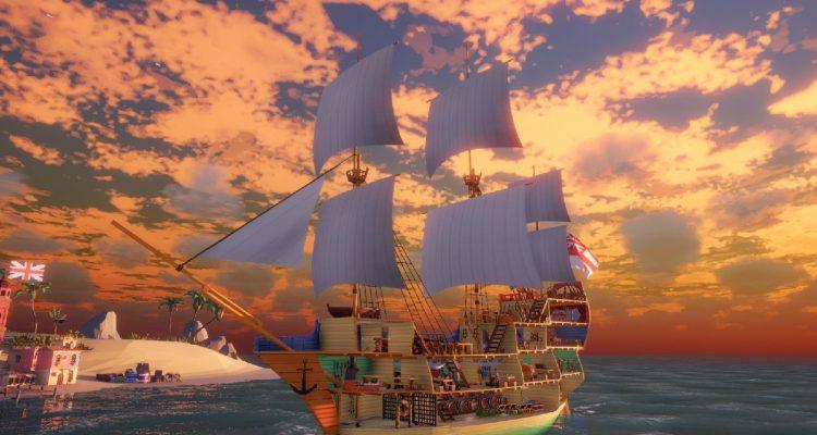 Her Majesty's Ship - новая стратегия о карибских завоеваниях