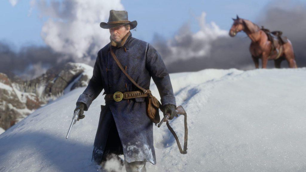 Артур Морган (Red Dead Redemption 2)