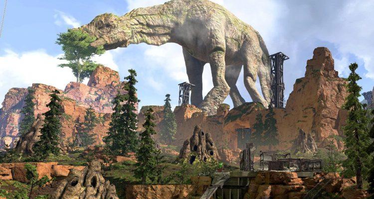 Игроки в Apex Legends сражаются с Левиафаном