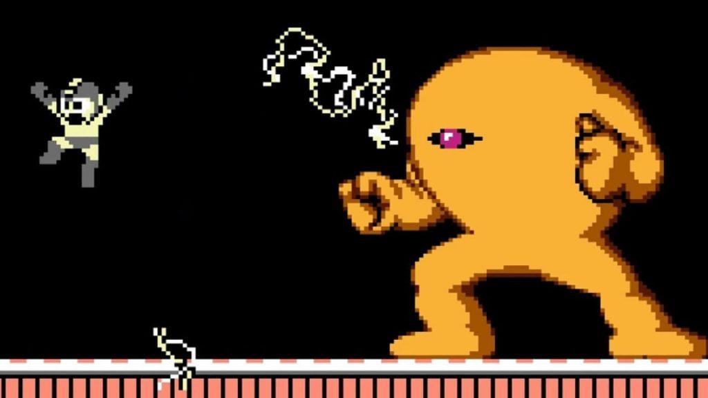 Жёлтый дьявол – Mega Man