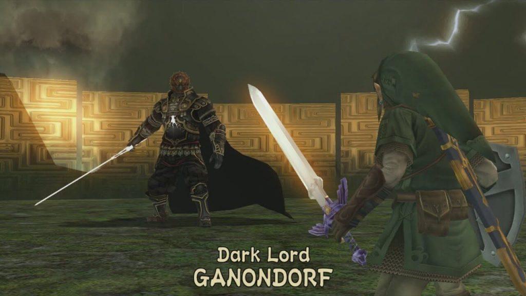 Ганондорф – The Legend of Zelda: Twilight Princess