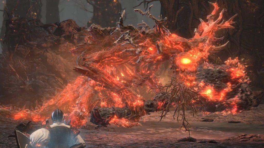 Старый король демонов – Dark Souls 3