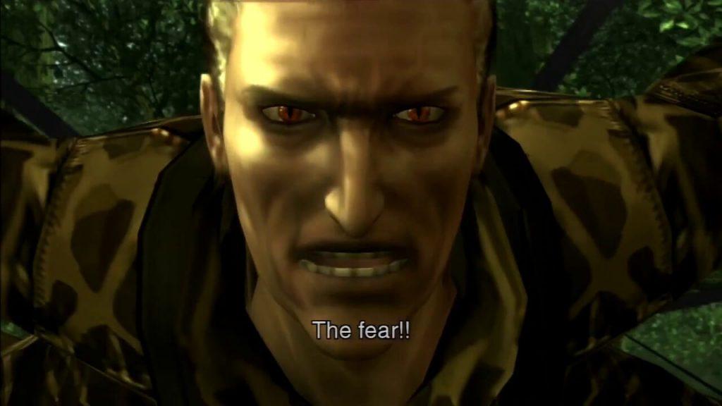 Феар – Metal Gear Solid 3