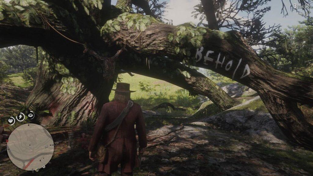 Серийный убийца в Red Dead Redemption 2