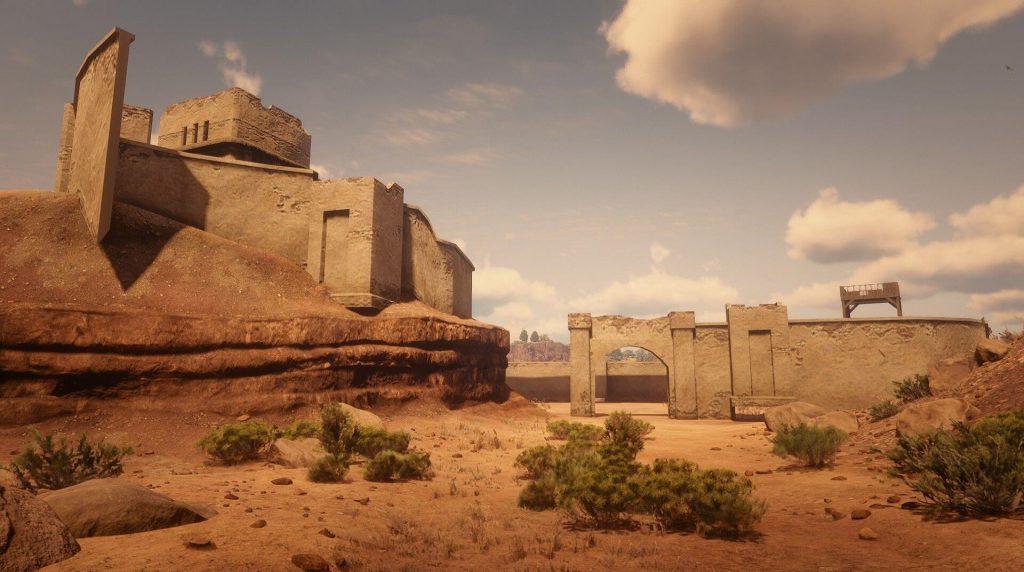 Мексика в Red Dead Redemption 2