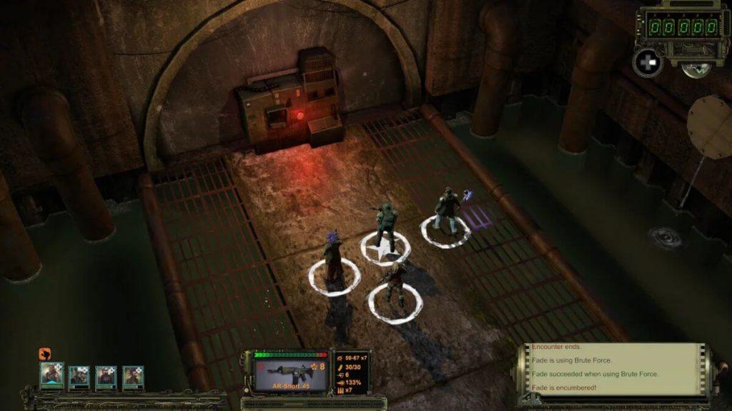 Большая красная кнопка в Wasteland 2