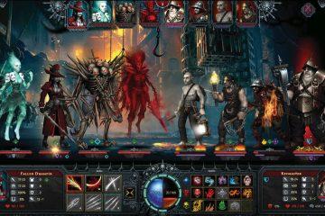 Iratus: Lord of the Dead – тоже самое, что Darkest Dungeon, только играть вы будете за плохого парня