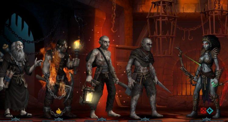 Iratus: Lord of the Dead - ранняя версия выйдет в конце месяца