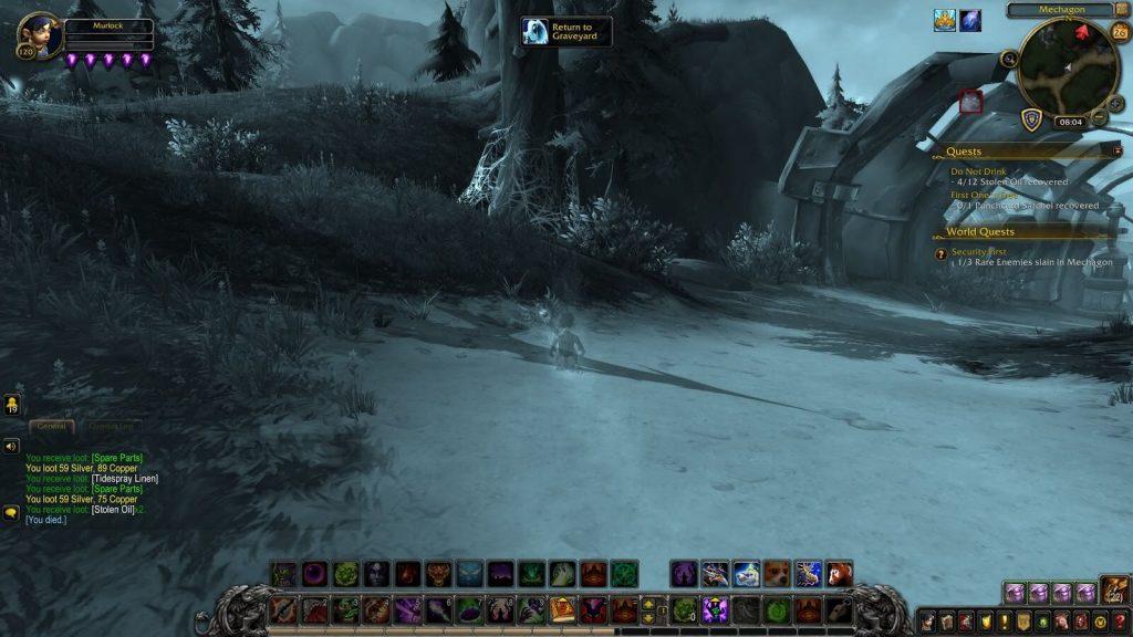 Играть одновременно в World of Warcraft и в Final Fantasy XIV – задача не из лёгких