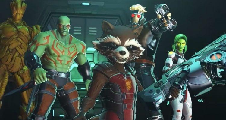 Marvel Ultimate Alliance 3 - новый геймплей и дата выхода