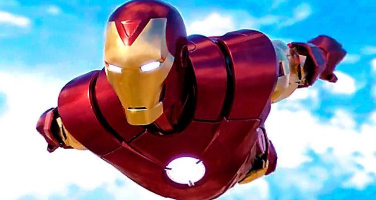 Marvel's Iron Man VR - создатели представили систему полетов