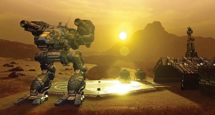 MechWarrior 5 станет временным эксклюзивом в магазине Epic Games