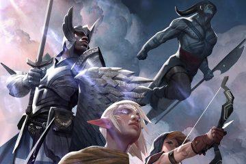 Место действие Dragon age 4 подтверждено сборником рассказов по вселенной