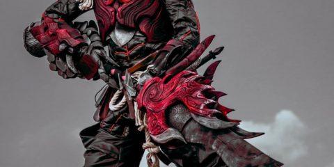 Косплей на Monster Hunter продолжает надирать зад