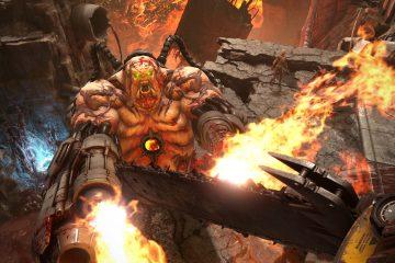 На запуске Doom Eternal в режим Battlemode, войдут 6 карт и 5 играбельных демонов