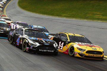 NASCAR Heat 4 - первое видео из игры