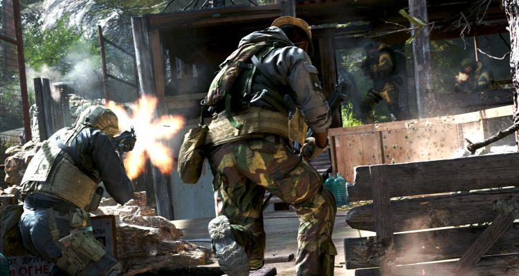 Насладитесь 4K-кадрами из Gunfight, нового режима для Call Of Duty: Modern Warfare