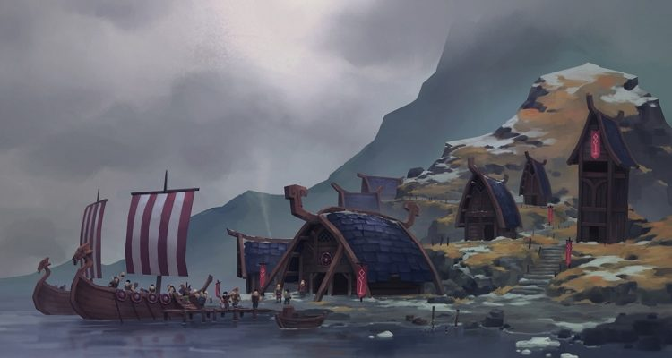 Northgard - дата выхода на консолях и превью бесплатных DLC