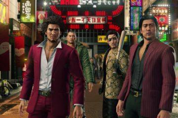 Новая часть серии Yakuza будет представлена в августе