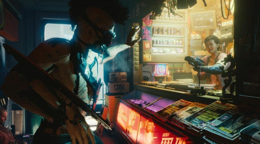 Новая информация о Cyberpunk 2077 с закрытой демонстрации
