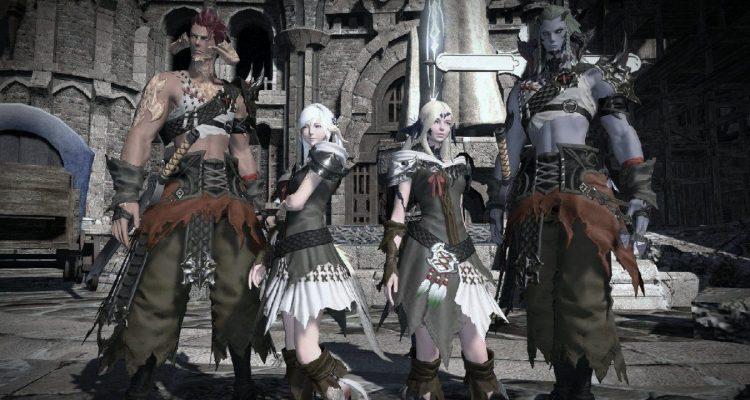 Новое дополнение к Final Fantasy XIV уже в разработке