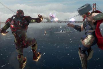 Новые подробности о Marvels Avengers на Comic-Con