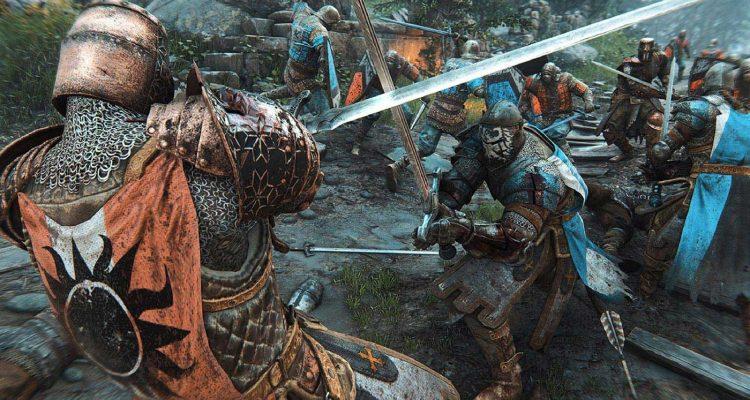Новый герой в For Honor относится к скандинавской мифологии
