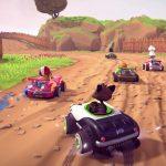 Объявлено продолжение Garfield Kart Furious Racing
