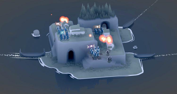 Обновление для Bad North привнесет в игру кошмарный уровень сложности и черты характера для героев