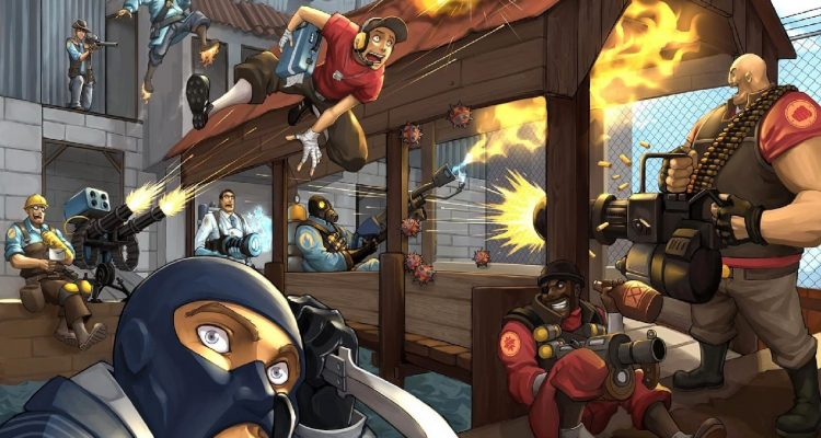 Обвал рынка в Team Fortress 2 - что-то пошло не так
