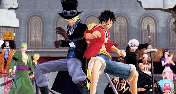 One Piece: Pirate Warriors 4 - опубликован первый трейлер