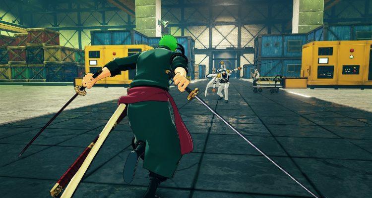 One Piece: World Seeker - новый трейлер и дата выхода первого DLC
