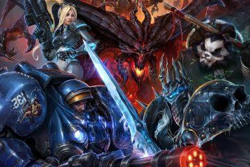 Основатель Blizzard Entertainment - Фрэнк Пирс, покидает компанию