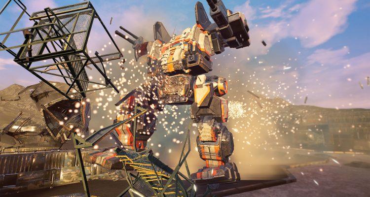 Отложенная MechWarrior 5: Mercenaries будет эксклюзивом для Epic Games Store