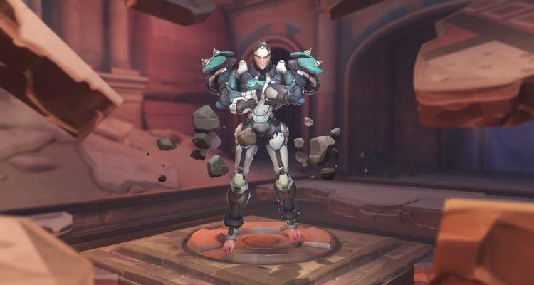 Почему новый герой Overwatch, Sigma, босиком?