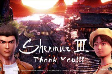 Поддержавшие Shenmue 3 на Kickstarter не получат бонусы за предварительный заказ и Season Pass